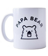 North Standard Trading Post Morning Mug Papa Bear