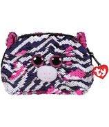Ty Flippables Zoey the Zebra Accessory Bag