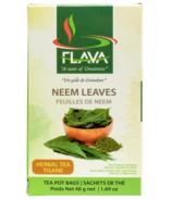 FLAVA Neem Leaves Herbal Tea