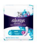 Always Discreet Regular Length Incontinence Pads