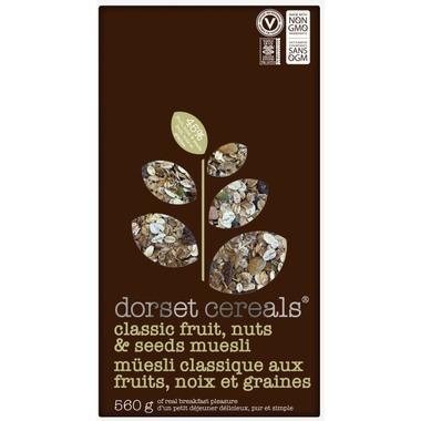 Dorset Cereals Classic Fruit, Nuts & Seeds Muesli