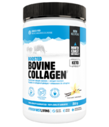 North Coast Naturals Boosted Bovine Collagen French Vanilla