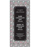 Galerie au Chocolat Dark Chocolate 72% Cacao Bar
