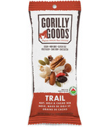 Gorilly Goods Activated Superfood Trail Mix Nut, Goji & Cacao Nib