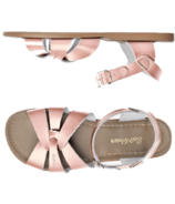 Salt Water Sandals The Original Children's Sandal Rose Gold