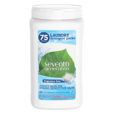 Seventh Generation Fragrance Free Laundry Detergent