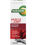 Rub A535 Maximum Strength Heating Cream