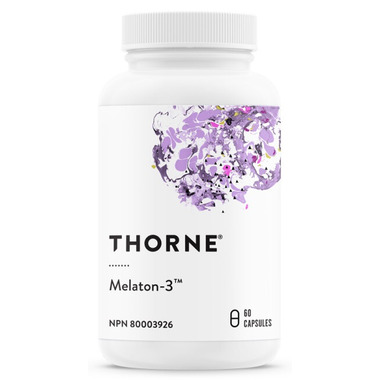 Thorne Research Melaton-3