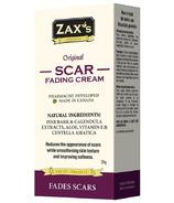 Zax's Original Scar Fading Cream