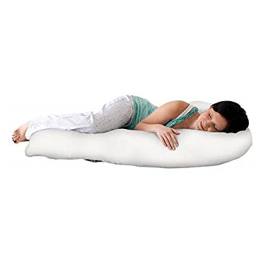 Jolly Jumper Mama Sleep Eze Body Pillow with Cover