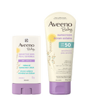 Aveeno SPF 50 Baby Sensitive Skin Sunscreen Bundle
