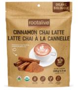 Rootalive Organic Cinnamon Chai Latte