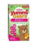 Hero Nutritionals Yummi Bears Omega 3 6 9