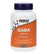 NOW Foods GABA 500mg