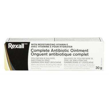 Rexall Complete Antibiotic Ointment