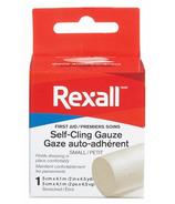 Rexall Self Clinging Gauze Bandage Small