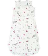 Perlimpinpin 100% Cotton Muslin Sleep Bag Mouse Print