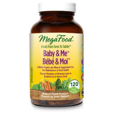 MegaFood Baby & Me Multi-Vitamin