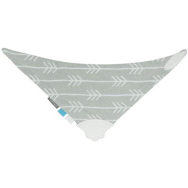 Kushies Chewbib Bandana Bib with Teether