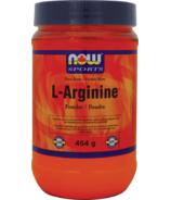 NOW Sports L-Arginine Free Form Poudre