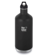 Klean Kanteen Insulated Classic With Loop Cap Shale Black