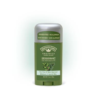 Nature\'s Gate Tea Tree & Blue Cypress Deodorant