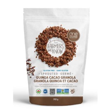 One Degree Quinoa Cacao Granola