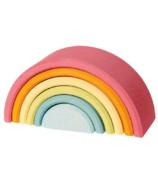 Grimm's Medium Wooden Rainbow Pastel