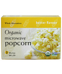 Whole Alternatives Organic Microwave Popcorn