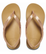 Reef Little Cushion Bounce Court Rose Gold
