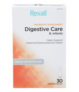 Rexall Digestive Care with B. Infantis Probiotic Supplement