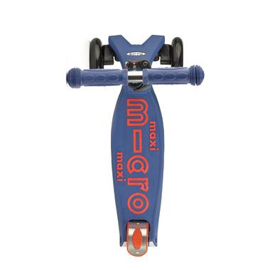 Micro of Switzerland Maxi Micro Deluxe Kickboard Blue