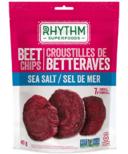 Rhythm Superfoods Sea Salt Beet Chips