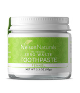 Nelson Naturals Fennel Toothpaste