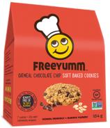 FreeYumm Oatmeal Chocolate Chip Cookie