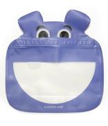 Kikkerland Hippo Zipper Bags
