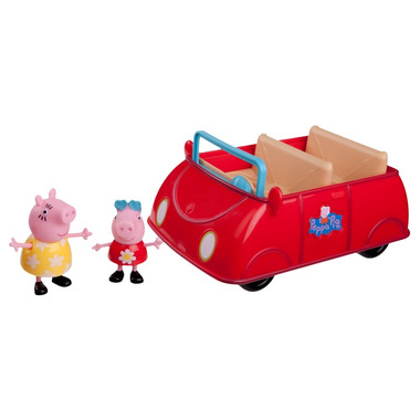 Peppa Pig Peppa\'s Red Car