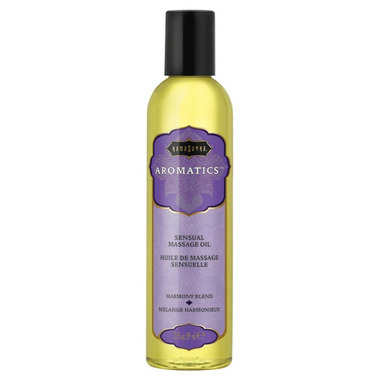 Kama Sutra Aromatics Sensual Massage Oil Harmony Blend