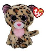 Ty Beanie Boos Livvie Leopard