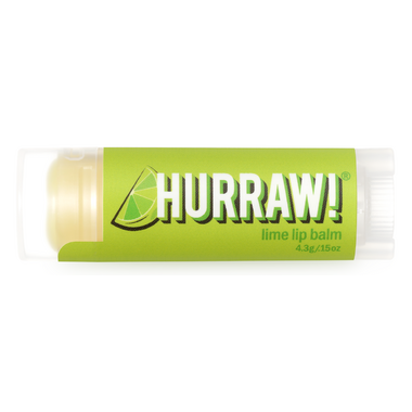 Hurraw Balm Lime Lip Balm