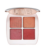 FLOWER Beauty Petal Play Shadow Quad Berry-More