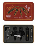 Gentlemen's Hardware Key Chain Tool Kit