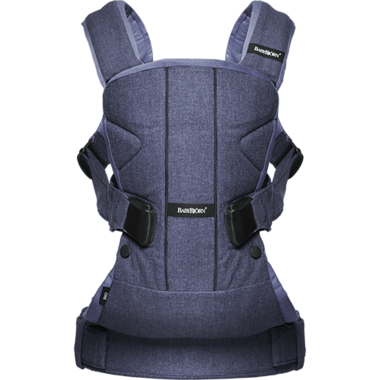 BabyBjorn Baby Carrier One Denim/Midnight Blue