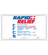Rapid Relief Reusable Hot & Cold Compress Medium