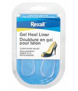 Rexall Gel Heel Liner