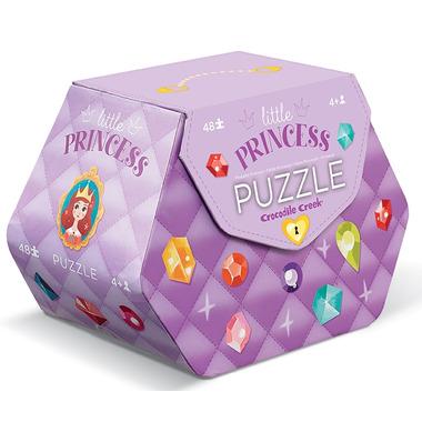 Crocodile Creek Double Fun Puzzle Little Princess