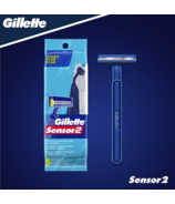 Gillette Sensor 2 Fixed Disposable Razors
