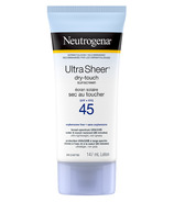 Neutrogena Ultra Sheer Dry-Touch Sunscreen SPF 45