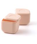 Miniware Silipods 2 Pack Peach