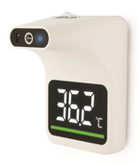 BIOS Diagnostics Non-Contact Forehead Thermometer with Telescopic Stand